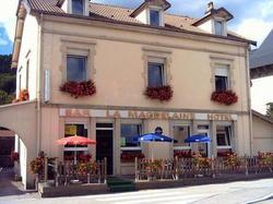 Hotel La Magdelaine Remiremont