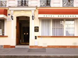 Hôtel Marignan : Hotel Paris 5