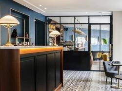 Comfort Hotel André Latin Paris 5 : Hotel Paris 5