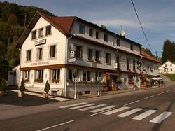 Hotel Auberge des Skieurs La Bresse