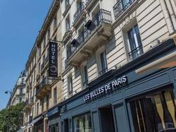 Hotel Les Bulles De Paris : Hotel Paris 5