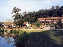 Hotel Restaurant des Lacs Contrexéville