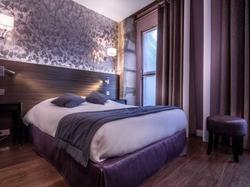 Hôtel de Senlis : Hotel Paris 5