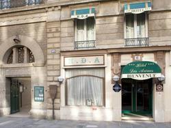 Hôtel des Arènes Paris