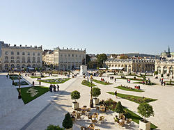 H�tel Mercure Nancy Centre Place Stanislas NANCY