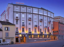 Hôtel Mercure Epinal Centre