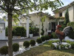 Logis Cottage hôtel Vandoeuvre-les-Nancy