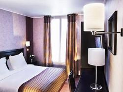 Hotel Elysa-Luxembourg : Hotel Paris 5