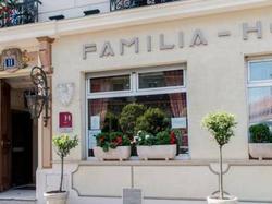 Familia hotel Paris