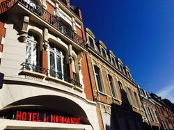 HOTEL DE NORMANDIE AMIENS
