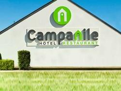 Campanile Hotel Peronne Péronne