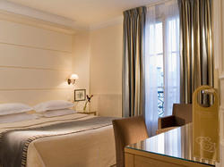 Hotel Best Western A La Villa des Artistes : Hotel Paris 6