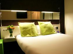 BEST WESTERN Hotel Le Montparnasse : Hotel Paris 6
