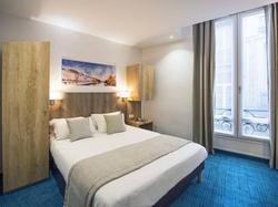 Hôtel Eugénie : Hotel Paris 6