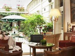 Hotel d'Angleterre : Hotel Paris 6