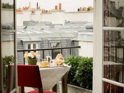 Hôtel des Deux Continents Paris