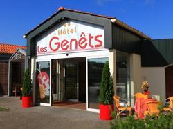 Hotel Restaurant Les Genets Bayonne