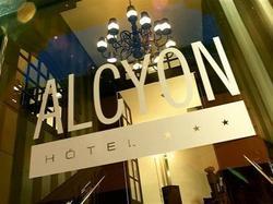 Hotel Alcyon Biarritz