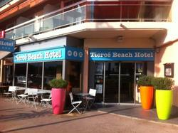 Hotel Citotel Hôtel Tiercé Beach Hotel Cagnes-sur-Mer