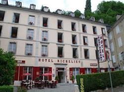 Hotel Hôtel Richelieu Eaux-Bonnes