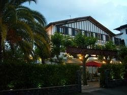 Hotel Bergeret Sport Hendaye