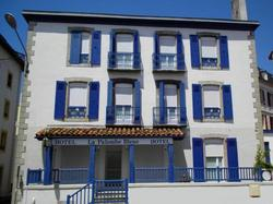 Hotel La Palombe Bleue Hendaye