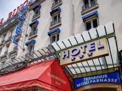 Hotel Terminus Montparnasse Paris
