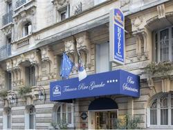 Hotel Best Western Trianon Rive Gauche, PARIS