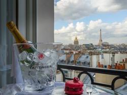 K+K Hôtel Cayré Saint Germain des Prés : Hotel Paris 7