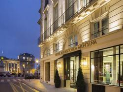 Hôtel Bourgogne & Montana by MH Paris