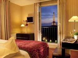 Hotel Duquesne Eiffel Paris