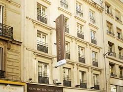Newhotel Saint Lazare : Hotel Paris 8
