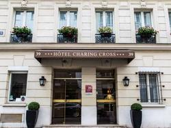 Hôtel Charing Cross : Hotel Paris 8