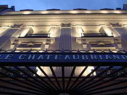 Hôtel Chateaubriand : Hotel Paris 8