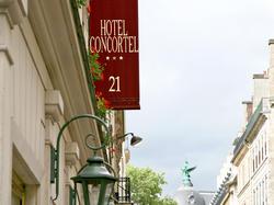 Hôtel Concortel, PARIS