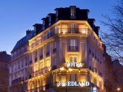 Hotel Champs Elysées Friedland : Hotel Paris 8