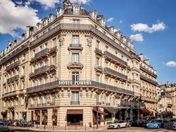 Hôtel Powers, PARIS