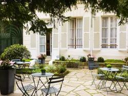 Hotel Lord Byron : Hotel Paris 8
