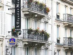 Best Western Elysées Paris Monceau