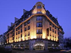 Hotel Sofitel Paris Arc de Triomphe : Hotel Paris 8