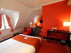 Qualys Hotel Carlton's Montmartre : Hotel Paris 9