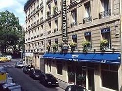 Hotel Best Western Anjou Lafayette Paris