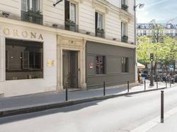 Hotel Corona Rodier Paris