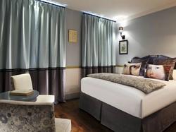 Les Plumes Hotel : Hotel Paris 9
