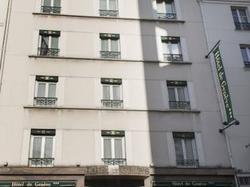 Hôtel de Genève : Hotel Paris 9