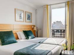 Hotel Lorette - Astotel : Hotel Paris 9
