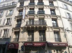 Hôtel Monnier PARIS