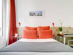 Hotel Monterosa - Astotel : Hotel Paris 9