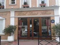 Hôtel Saint Alban Saint-Maur-des-Fossés