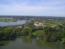 Hotel Pescalis Résidence Maisons du Lac Moncoutant
